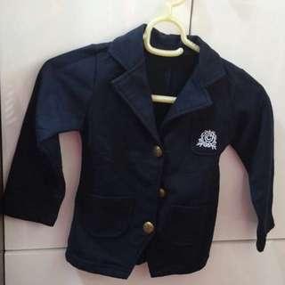 男童西裝外套2-4歲 $20