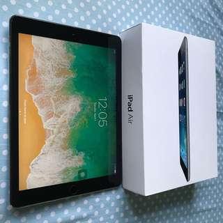 iPad Air 16G WiFi+Cell 4G space grey