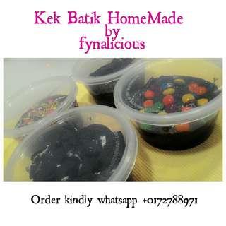Kek Batik Letops