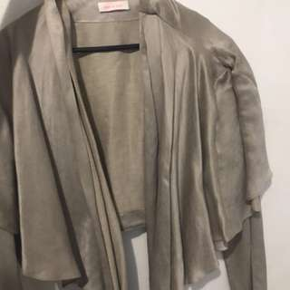 Sass and bide silk jacket