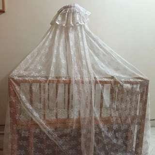 Mosquito Net & Stand