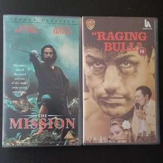 Robert De Niro - VHS