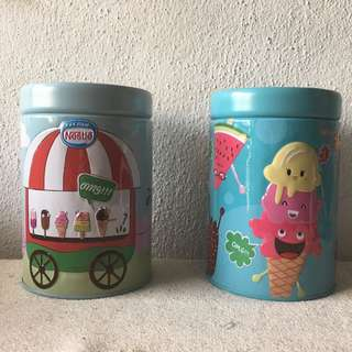 Nestle tin 2 design