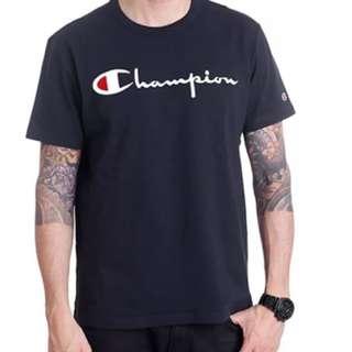 Champion T-Shirt  (現貨出售)