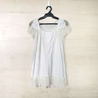 Off White Dress - Small