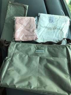Mount Elizabeth Diaper Bag Set