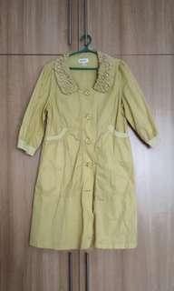 Coat/long dress or top