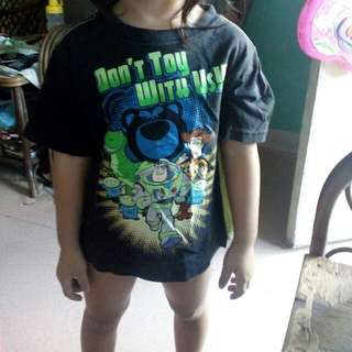Toy story toddlers tshirt