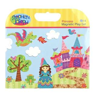Stephen Joseph Princess Magnetic Play Set