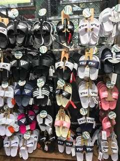 韓國代購🇰🇷 FILA/ Nike/ Adidas/ New balance各款拖鞋