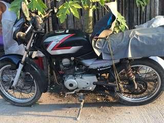 Kawasaki Bajaj CT100