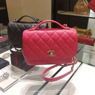 Chanel Affinity Small Flap