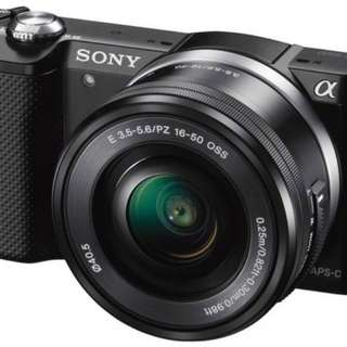 Camera Sony A-5000 L Kredit Termudah