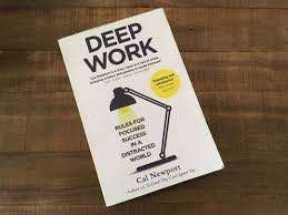 Deep Work by Cal Newport (ebook)