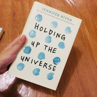 🌌Holding Up the Universe by Jennifer Niven
