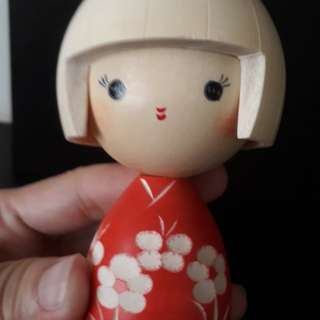 Pretty Japanese doll
