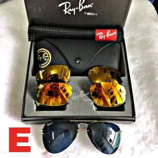NEW Rayban 3-in-1