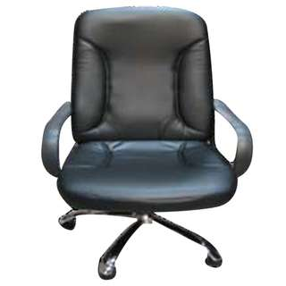 Midback Office leather chair - office furniture