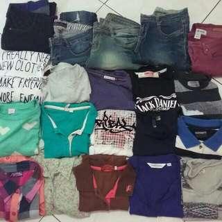 BULK BRANDED CLOTHES