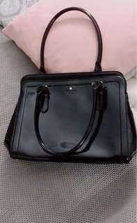 Authentic Kate Spade ♠️ handbags tote bag black
