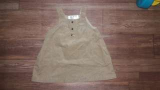 Zara baby jumper dress