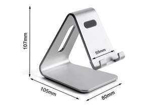 Universal Phone stand holder - Aluminium Metal