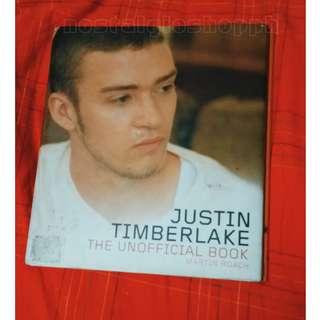 JUSTIN TIMBERLAKE book
