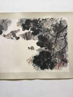 Chinese Painting 34x46cm