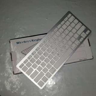 Wireless keyboard Bluetooth keyboard