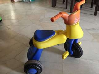 Kids Foldable Tricycle