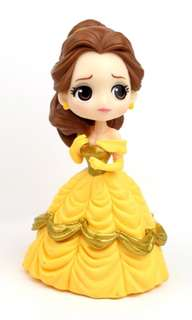 Princess cake topper (Belle)