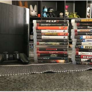 Variety of videogames
