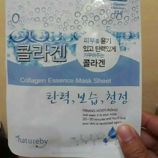 Natureby Collagen Essence Face Mask