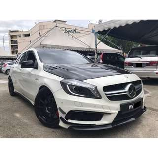 2015 Mercedes Benz A45 2.0(A)AMG EDITION 1 STAGE 2