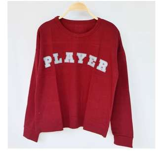 NEW PLAYER SWEATER