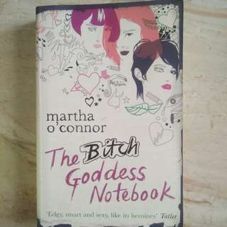 [Bahasa Inggris] The Bitch Goddess Notebook