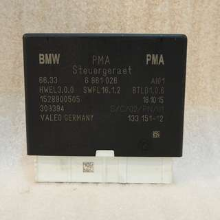 ORIGINAL USED BMW F46 216D PARK ASSISTANCE PDC CONTROL UNIT MODULE 6861026 #998