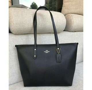 AUTHENTIC COACH CITY TOTE  F58846