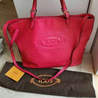 👉PRE💖 - TODS 2 Way Bag Leather #the