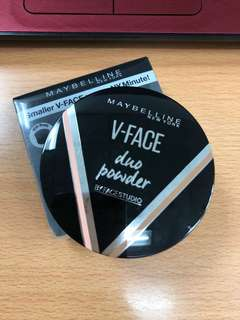 Maybelline Face Studio - V Shape Powder 02 Medium Dark