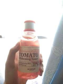 SKIN FOOD TOMATO WHITENING TONER