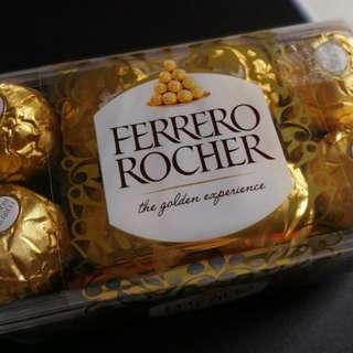 Ferrero Rocher T16