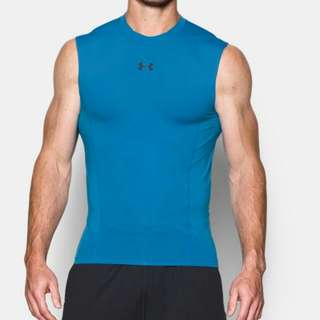 UNDER ARMOUR SUPERVENT Sleeveless Compression