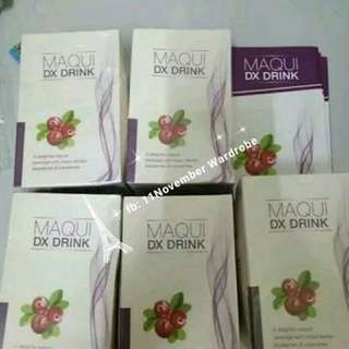 Maqui detox drink *offer*