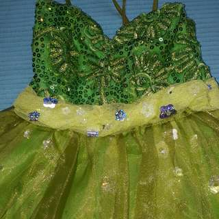 Gown for 2 t0 6yrs old