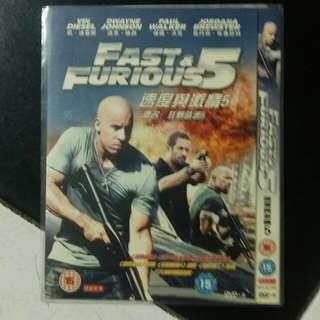 DVD 4隻