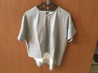 Cottonink grey top