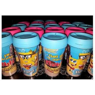 Spongebob Customized Hot & Cold Tumbler