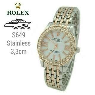 Rolex S649  Stainless Premium