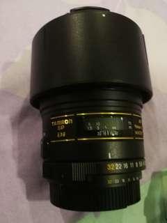 TamronSP 90mm f/2.8 Di Macro